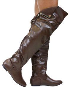 0a0655961da Women s Knee High   Over The Knee Boots
