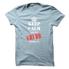 Keep calm and let GRUBB handle it