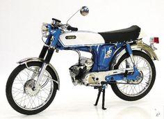 Yamaha 1970 FS1