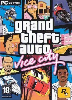 Grand Theft Auto Vice City Free Download - @Bukhari