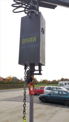 Golire containere subterane Bauer