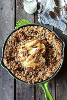 Oatmeal-Chocolate-Chunk-Salted-Coffee-Caramel-Apple-Skillet-Cookie-1