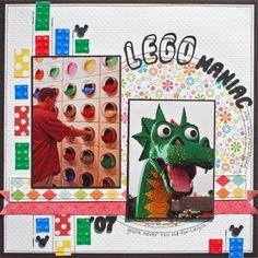 Lego Maniac