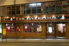 It has a Husband Creche in here!!! The Liverpool, Liverpool