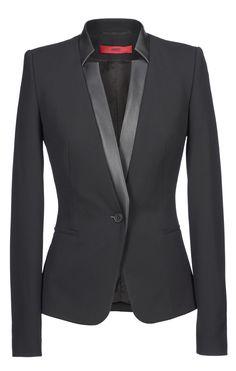 Sharp blazer! Hugo Boss
