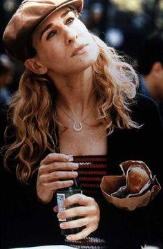 Carrie in Paris #satc