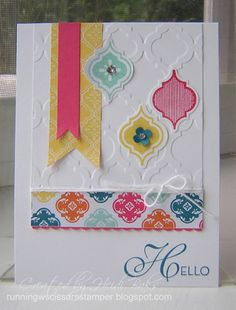 New Catty Open House Card by hlw966 - Cards and Paper Crafts at Splitcoaststampers