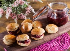 Scones Croissants, Brunch, Pretzel Bites, Allrecipes, Muffin, Food And Drink, Favorite Recipes, Snacks, Breakfast