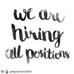 Et voilà: the result of yesterday's work: @frenchiecoventgarden is hiring #Repost @gregorymarchand ・・・ jobs@frenchie-restaurant.com #frenchiecoventgarden #careeroportunities #hospitality #welovelondon #henriettastreet #frenchierestaurant #frenchietogo #typography #lettering #handlettering #handmade #typelovers #instatype #artdirection #graphicdesign #food #restsurant #lndon #coventgarden #designeratwork #designoftheday #handwriting #blackandwhite #typography #calligraphy #instatype…