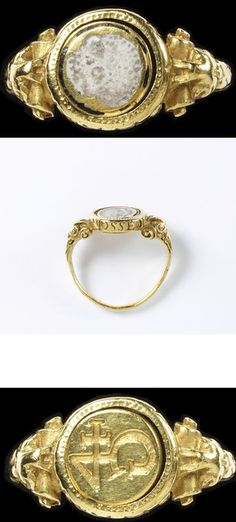 Ring  Place of origin: England, Great Britain (possibly, made)  Date: ca. 1600 (made)