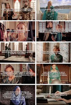 Hurrem's deeds and contributions