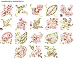 John Deer's Adorable Ideas - Embroidery Designs, Education and Accessories