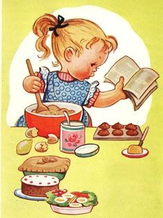 ‿✿⁀Cooking w/ Kids‿✿⁀