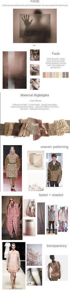 """TREND CONFIRMATION  -Today I'd like to share with you Pantone's color trends for Autumn/Winter 2016/2017. We explore color that is """"real"""" and """"unreal"""", absent and present and a mixology of what is in between."""