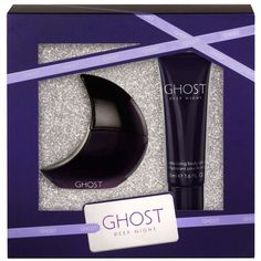 Ghost Deep Night 30ml Eau de Toilette Gift Set for Her ($24) ❤ liked on Polyvore featuring beauty products