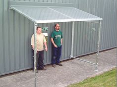Smoking shelters and sheds from Safety Storage Systems. We are Ireland's largest manufacturer of Smoking Shelters with five designs to choose from. Lean To Shelter, Bike Shelter, Narrow Shed, Bicycle Storage, Survival Skills, Old Houses, Canopy, Gazebo, Outdoor Structures