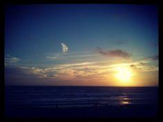 #Sunset #Clouds #Sun #Horizon #InstaSky #InstaCloud #BrackleshamBay #Beach #Chichester #WestSussex
