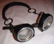 How To Make Steampunk Goggles: Tutorial 2