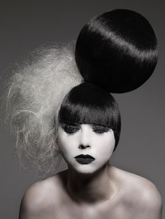 AVANT GARDE HAIR DESIGNS | Posted by FP STYLE'S at Saturday, October 30, 2010