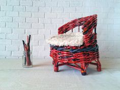 Wicker Handmade shop for fun shopping! New item is in a store, take a visit! #etsy, #etsysuccess #differencemakesus #etsyorganizedneatly  https://www.etsy.com/wickerhandmade/listing/540714943/miniature-outdoor-furniture-sofa-for?ref=listings_manager_grid