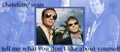 Nip/Tuck - Sean and Christian
