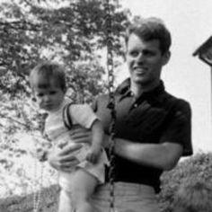 Bobby and David Kennedy