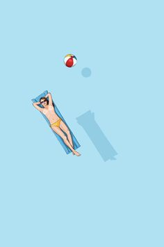 """Float Under The Sun"" - canvas print by Jason Ratliff"
