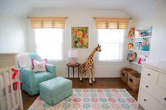 Amy Gibbs Interiors Nursery