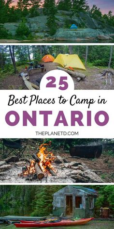 Best Places To Camp, Camping Places, Go Camping, Camping Ideas, Places To Go, Ontario Camping, Ontario Travel, Toronto Travel, Backpacking Canada