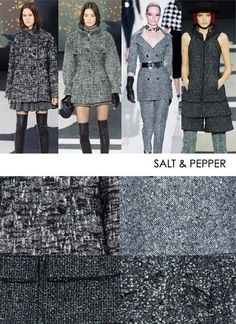 Textile Material Trends Fall/Winter 2014/2015 by Trend Council