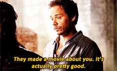 OUAT -I haven't seen the season premiere yet!!! Now I REALLY wanna know what he's talking about here...