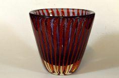 Vase by Willy Johanson, sign. 54 H: 13,5cm. From Auksjonshallen