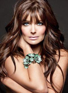 80s supermodel Paulina Porizkova