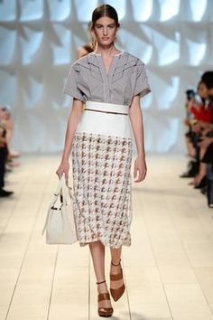 Nina Ricci Spring 2015 Ready-to-Wear Fashion Show: Complete Collection - Style.com