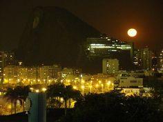 Luar no Rio de Janeiro
