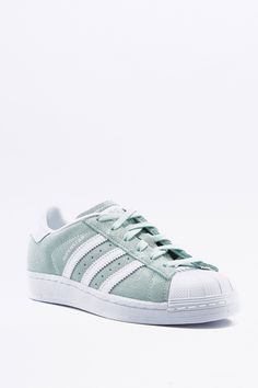 quality design cb979 63f02 adidas Originals Superstar Mint Trainers