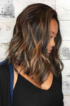 18 Amazing Ideas for Long Bob Haircuts ★ Long Bob Hairstyles with Natural Colors Picture 5 ★ See more: http://glaminati.com/long-bob-haircuts/ #longbob #longbobhaircuts