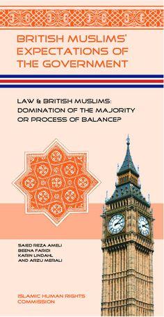 Volume 5 British Muslims