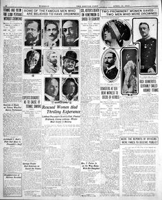 Page 4 of The Denver Post, April 16, 1912.