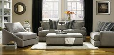 For Ncf Furnishings Contemporary Style 2 Seater Sofas