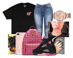 K00DA by jaysational on Polyvore featuring polyvore, fashion, style, ODD FUTURE, MCM, Michael Kors and clothing