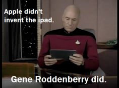 Roddenberry.
