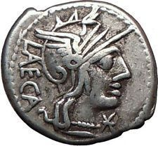 Roman Republic 125BC Rome Citizen LAW PROVACATIONE Ancient Silver Coin i23577 #ancientcoins https://guidetoancientcoinsengland.wordpress.com/2015/11/02/roman-republic-125bc-rome-citizen-law-provacatione-ancient-silver-coin-i23577-ancientcoins/
