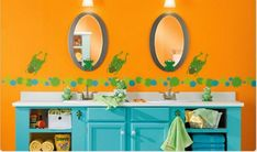30 Colorful and Fun Kids Bathroom Ideas   Daily source for inspiration and fresh ideas on Architecture, Art and Design