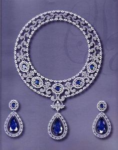 I love sapphires