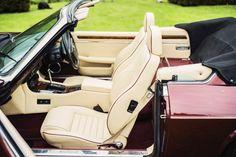 1990 Jaguar XJS Convertible at Bridge Classic Cars, Suffolk, UK