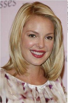 hairstyles katherine heigl | Katherine Heigl Hairstyles | celebrity hairstyles for women