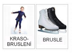Zimní sporty - kartičky – (Mujblog.info v3.1)