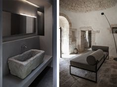 luca zanaroli architects' JMG house celebrates the vernacular in apulia
