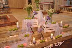 addobbi chiesa con piante aromatiche - Cerca con Google